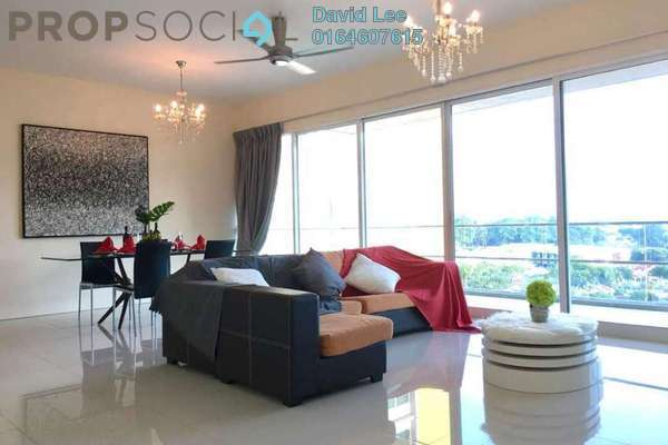 Condominium For Sale in Central Park, Green Lane Freehold Fully Furnished 4R/5B 1.29m