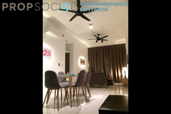For Rent Apartment at Setia Sky 88, Johor Bahru Freehold Fully Furnished 2R/1B 1.6k