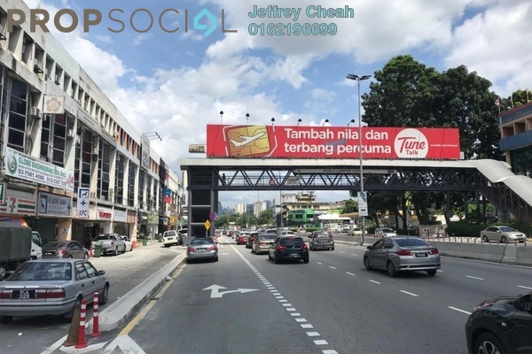 Shop For Sale in 3rd Mile Square, Old Klang Road Freehold Semi Furnished 0R/0B 4.5m
