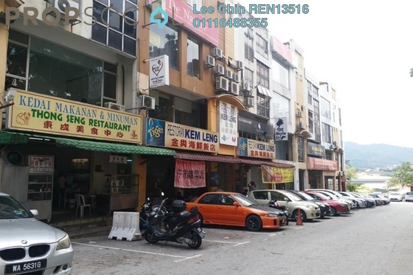 Shop For Rent in Taman Rasa Sayang, Cheras South Freehold Unfurnished 0R/1B 800translationmissing:en.pricing.unit