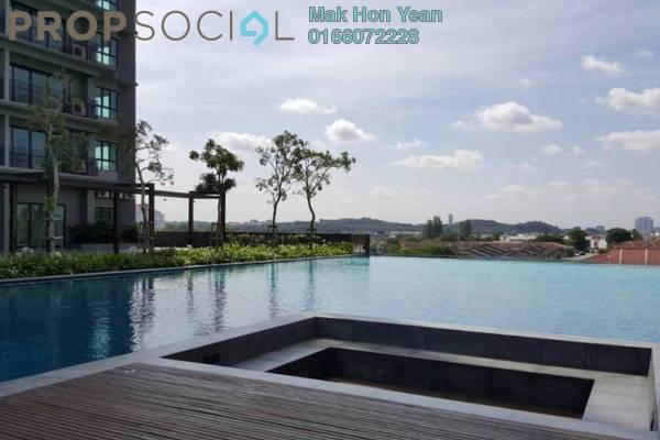 Condominium For Sale in Epic Residence, Bandar Bukit Puchong Freehold Semi Furnished 1R/1B 388k