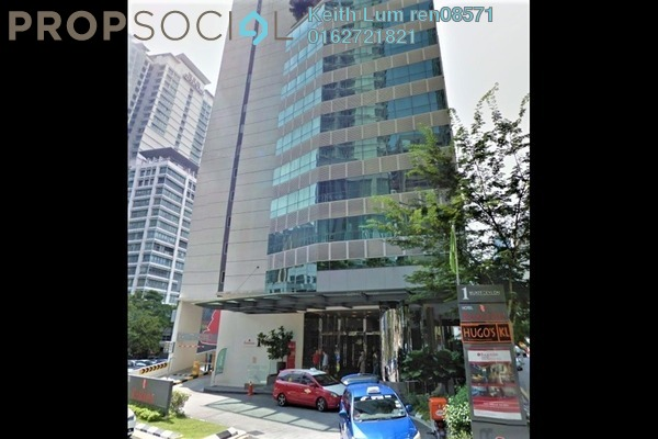 Condominium For Rent in One Residency, Bukit Ceylon Freehold Fully Furnished 1R/1B 2.2k
