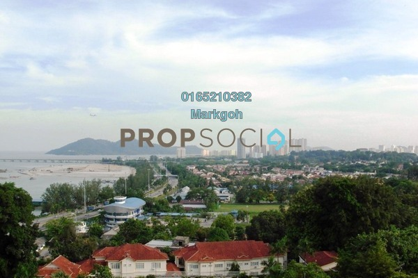 Condominium For Sale in BaysWater, Gelugor Freehold Fully Furnished 3R/3B 860k