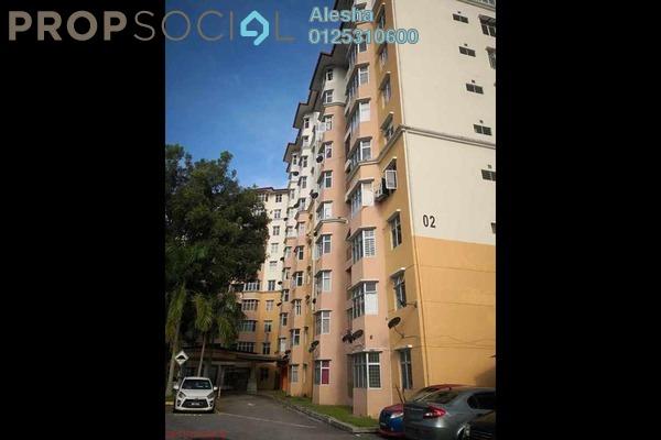 Apartment For Sale in Sri Palma Villa Condominium, Mantin Freehold Unfurnished 0R/0B 81k