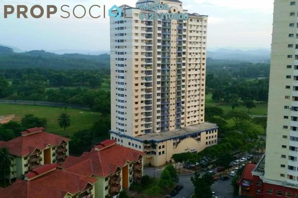 Condominium For Sale in A'Famosa Resort, Alor Gajah Freehold unfurnished 0R/0B 136k