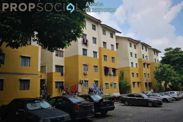 Apartment For Sale in Sri Meranti, Bandar Sri Damansara Freehold Unfurnished 0R/0B 117k