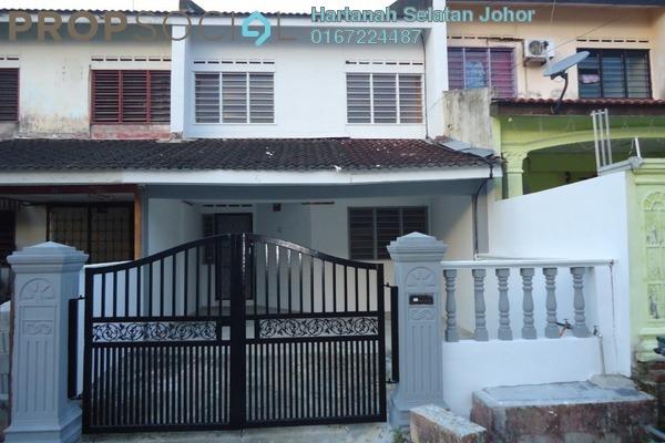 For Sale Terrace at Taman Bintang Utama, Senai Freehold Unfurnished 3R/2B 290k