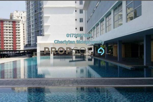 Condominium For Rent in Suasana Lumayan, Bandar Sri Permaisuri Freehold Semi Furnished 4R/2B 1.7k