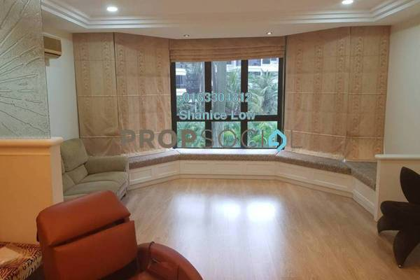 Condominium For Rent in Sri Kenny, Kenny Hills Freehold Fully Furnished 3R/3B 4k