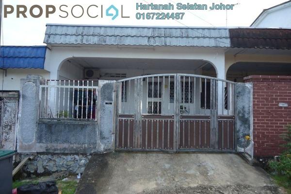 Terrace For Sale in Taman Mewah, Kulai Freehold Unfurnished 2R/1B 180k