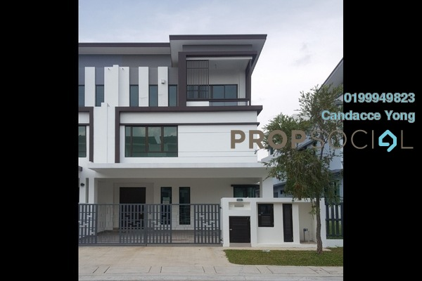Semi-Detached For Rent in Montana, Setia Alam Freehold unfurnished 4R/4B 1.8k