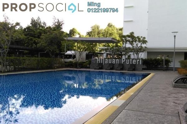 Condominium For Rent in Hijauan Puteri, Bandar Puteri Puchong Freehold Unfurnished 3R/2B 1.1k