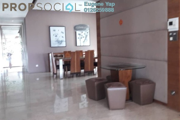 Condominium For Rent in Park Seven, KLCC Freehold Fully Furnished 4R/4B 9.5k