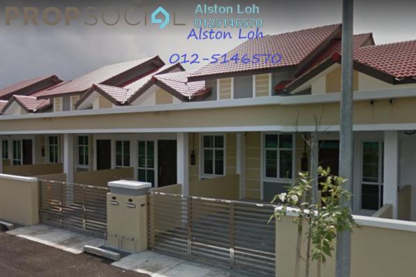 Terrace For Sale in Prestige III, Balik Pulau Freehold Unfurnished 3R/2B 410k