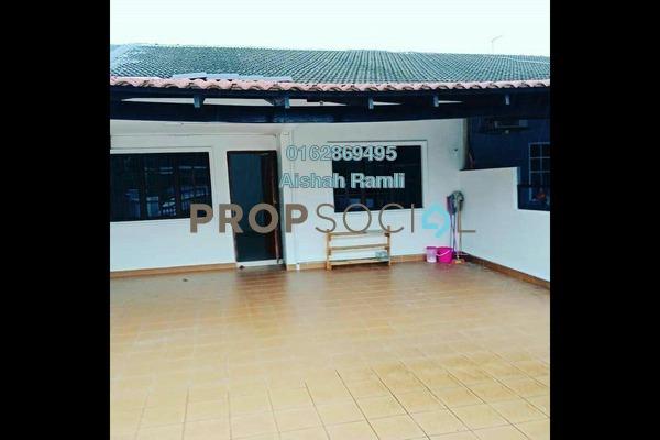 Terrace For Sale in SS4, Kelana Jaya Freehold Semi Furnished 3R/2B 680k