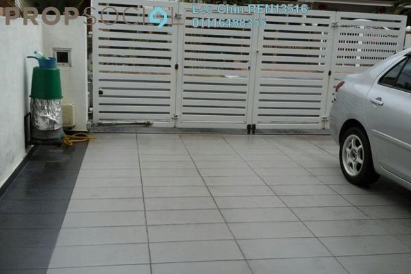 Terrace For Sale in SL11, Bandar Sungai Long Freehold Semi Furnished 4R/3B 588k