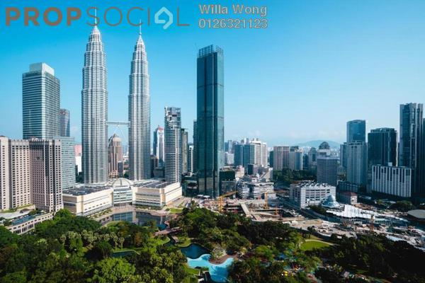 Condominium For Sale in Four Seasons Place, KLCC Leasehold Unfurnished 5R/6B 25m