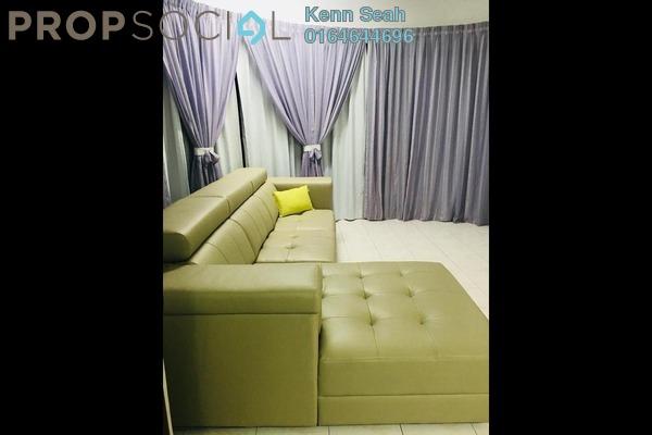 Condominium For Rent in Midlands Condominium, Pulau Tikus Freehold Fully Furnished 3R/2B 1.7k
