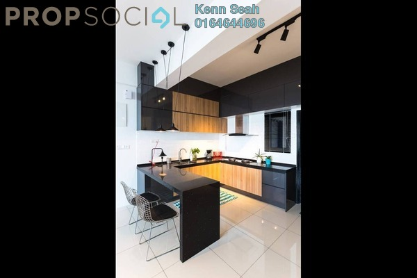 Condominium For Rent in City Residence, Tanjung Tokong Freehold Fully Furnished 3R/4B 4.8k