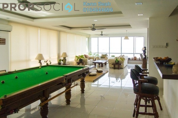 Condominium For Sale in The Waterfront, Tanjung Bungah Freehold Unfurnished 4R/5B 1.58m