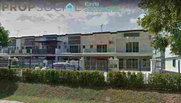 Terrace For Sale in Taman Seri Austin East Zone, Seri Austin Freehold Unfurnished 0R/0B 510k