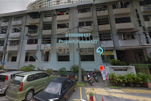 Apartment For Rent in Jalan Thamby Abdullah, Brickfields Freehold Semi Furnished 1R/1B 1.3k