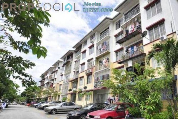 Apartment For Sale in Desa Putra, Batu Caves Freehold Unfurnished 0R/0B 190k