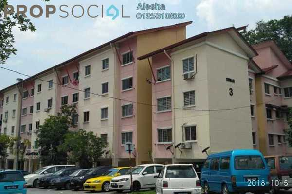 Apartment For Sale in Sunway Kayangan, Shah Alam Freehold Unfurnished 0R/0B 105k