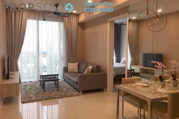 Condominium For Rent in Nadi Bangsar, Bangsar Freehold Fully Furnished 2R/1B 3.8k