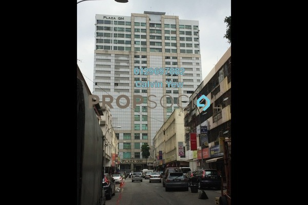 For Rent Shop at Plaza GM, Chow Kit Freehold Unfurnished 0R/0B 8k
