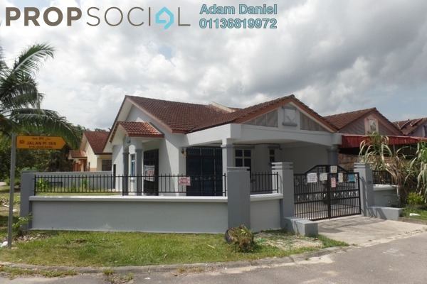Terrace For Sale in Taman Pulai Indah, Pulai Freehold Unfurnished 3R/0B 420k