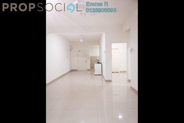 Condominium For Rent in SK One Residence, Seri Kembangan Freehold Semi Furnished 2R/2B 1.2k