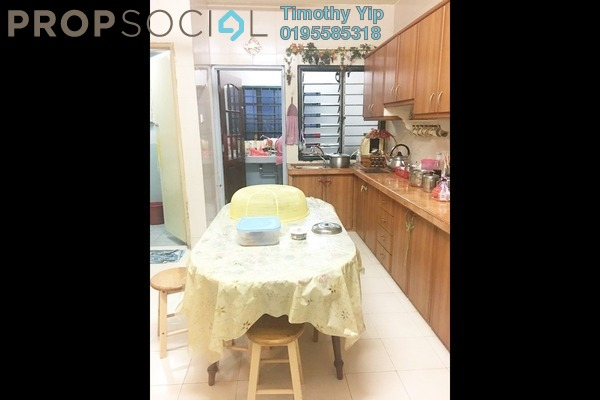 Terrace For Sale in SL4, Bandar Sungai Long Freehold Semi Furnished 4R/3B 730k