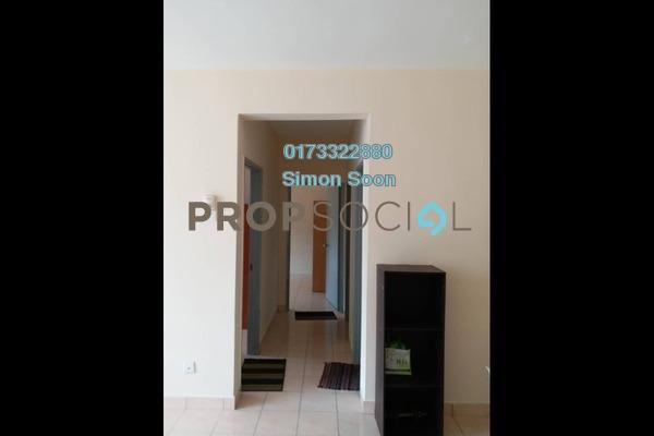 Condominium For Rent in Angkasa Condominiums, Cheras Freehold Semi Furnished 3R/2B 1.58k