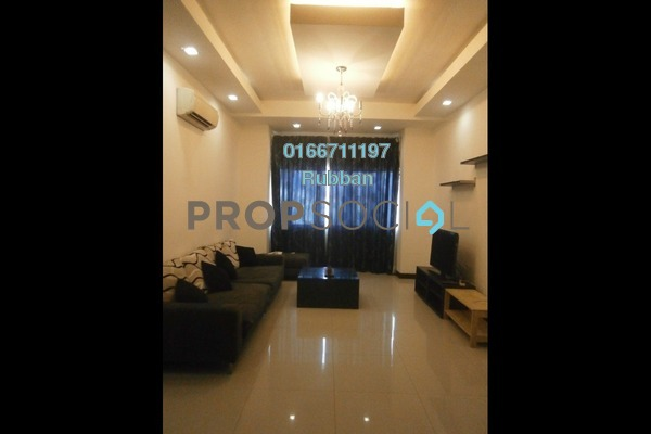 Apartment For Rent in Desa Idaman Residences, Puchong Freehold Semi Furnished 3R/2B 1.1k