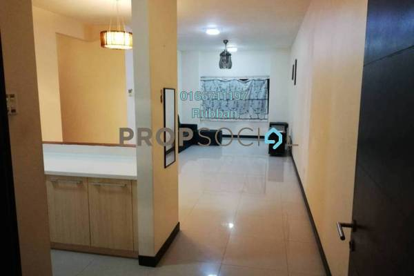 Apartment For Sale in Desa Idaman Residences, Puchong Freehold Semi Furnished 3R/2B 380k