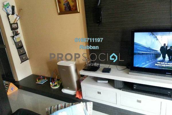 Apartment For Sale in Desa Idaman Residences, Puchong Freehold Fully Furnished 3R/2B 360k