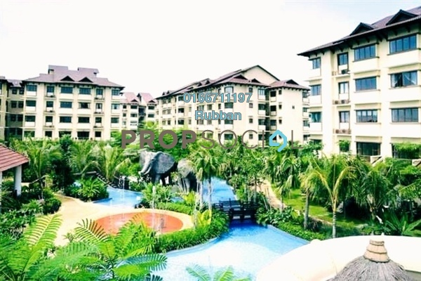 Apartment For Sale in Desa Idaman Residences, Puchong Freehold Semi Furnished 3R/2B 320k