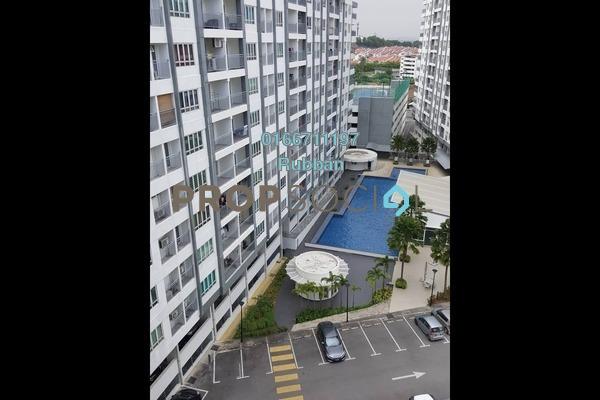 Condominium For Sale in Casa Tropika, Puchong Freehold Semi Furnished 3R/2B 400k