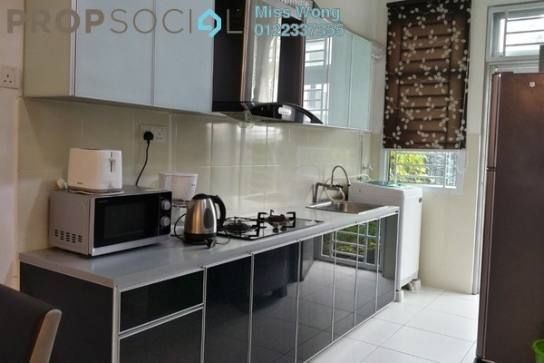 Terrace For Rent in Desaru Utama, Kota Tinggi Freehold Fully Furnished 4R/4B 2.5k