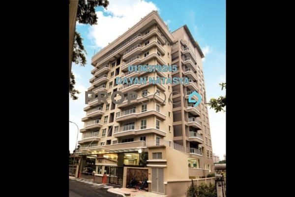 Condominium For Sale in Seri Titiwangsa, Titiwangsa Freehold Semi Furnished 4R/3B 690k