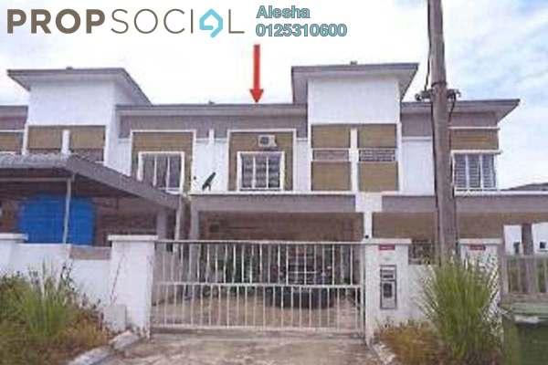 Terrace For Sale in Bandar Sri Indah, Tawau Freehold Unfurnished 0R/0B 243k