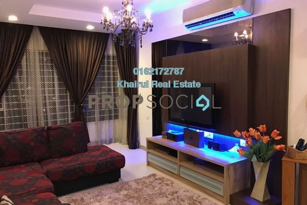 Condominium For Sale in Savanna 1, Bukit Jalil Freehold Fully Furnished 3R/2B 770k