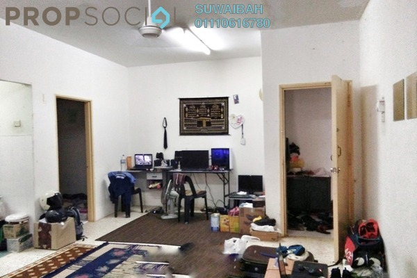 Apartment For Sale in Sri Kayangan Apartment, Ukay Freehold Unfurnished 3R/2B 240k