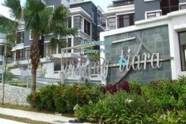 For Rent Semi-Detached at Anjung Tiara, Segambut Freehold Semi Furnished 5R/2B 3.8k