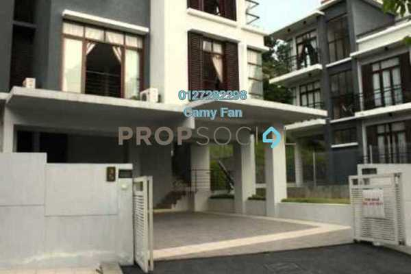 Semi-Detached For Rent in Anjung Tiara, Segambut Freehold Semi Furnished 5R/3B 4.2k