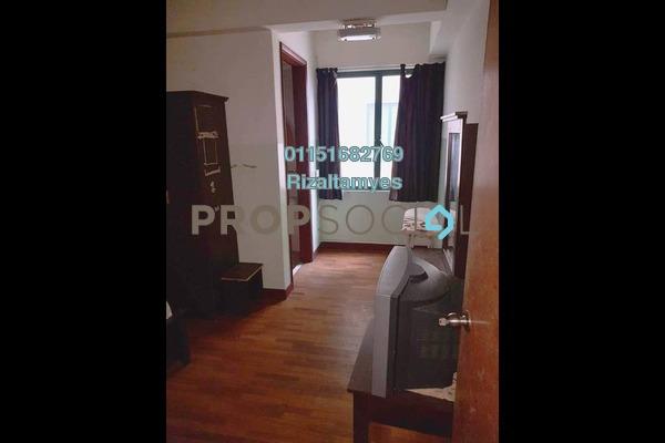 Condominium For Sale in Sri Acappella, Shah Alam Freehold Semi Furnished 2R/2B 450k