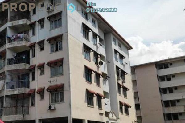 Apartment For Sale in Taman Bukit Rawang Jaya, Rawang Freehold Unfurnished 0R/0B 100k