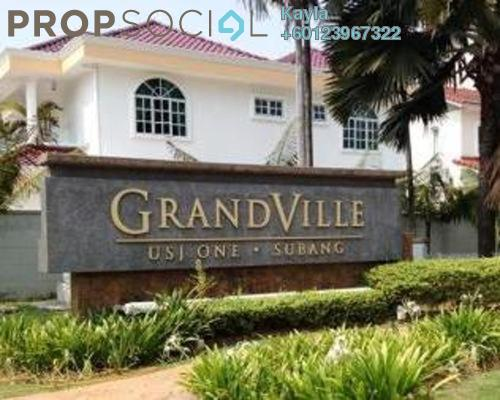For Sale Bungalow at Grandville, UEP Subang Jaya Freehold Unfurnished 0R/0B 3.2m