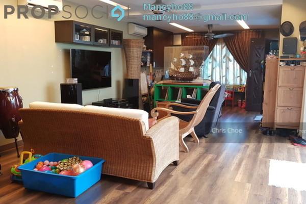 Terrace For Sale in Damansara Residensi, Damansara Jaya Freehold Semi Furnished 5R/3B 1.55m